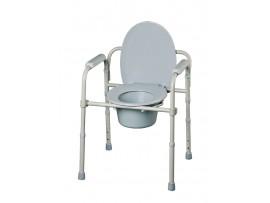 Cuadro mas silla para WC